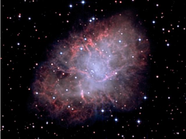 Image of Crab Nebular