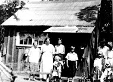 Hurd Family circa 1920