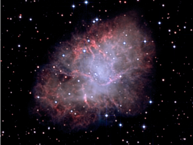 Image of Crab Nebular